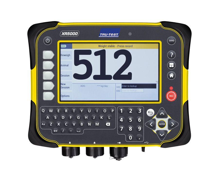 XR5000 Bluetooth Reader Horse Weigh