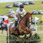 Win course walk with Harry Meade at Burghley