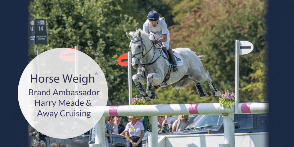 Harry Meade Brand Ambassador for Horse Weigh Platforms