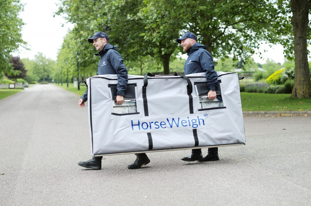 Horse weigh mobility
