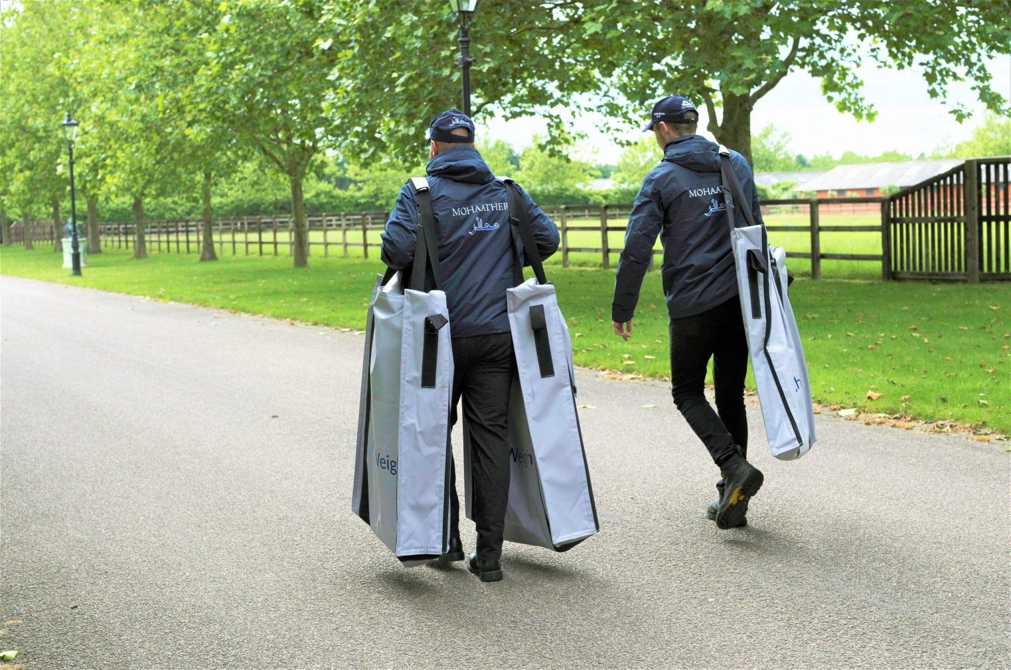 Horse Weigh carry bags